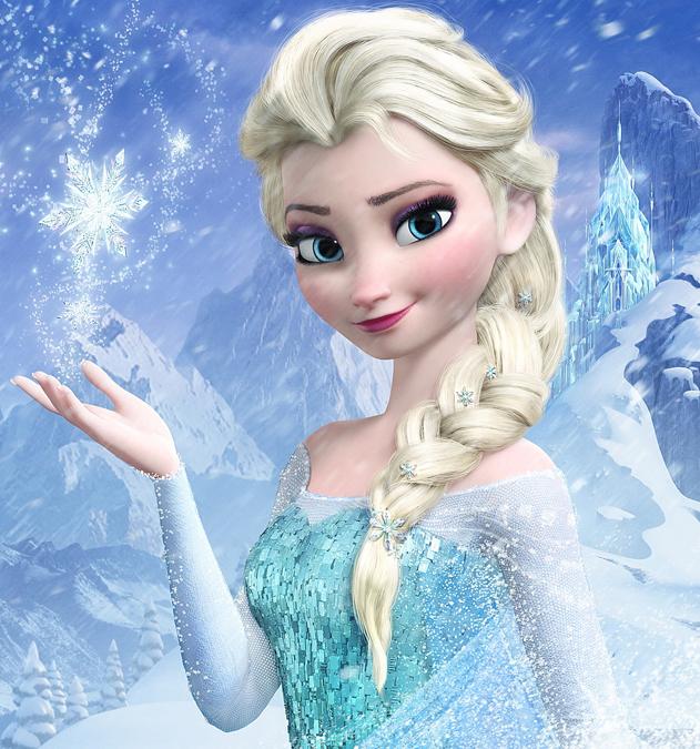 Skyrim Character Build- Elsa: the Snow Queen - Andrew ...