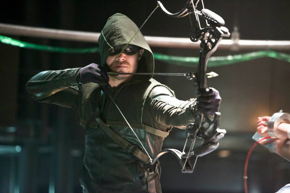 Image result for green arrow's bow and arrow